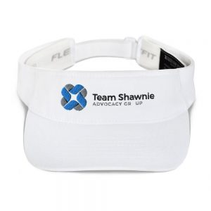 Team Shawnie Group Unisex Visor
