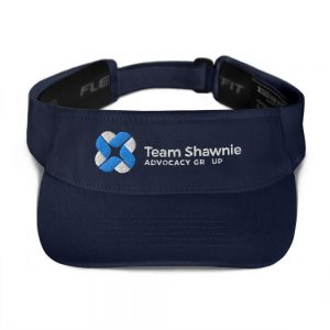 Team Shawnie Group Unisex Visor