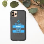 Team Shawnie 3 Biodegradable iPhone case