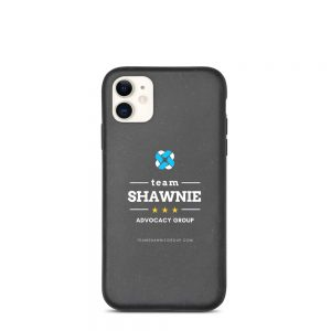 Team Shawnie 2 Biodegradable iPhone case