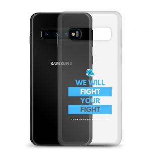 Team Shawnie 3 Samsung Case