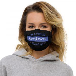 Child Advocate – Premium face mask