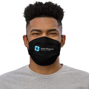 Team Shawnie – Premium face mask