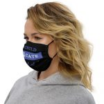 Child Advocate – Premium face mask