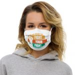 We Are Ready – Premium face mask