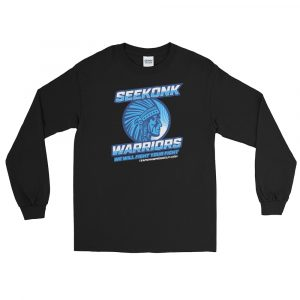 Seekonk Warriors 1 – Unisex Long Sleeve Shirt