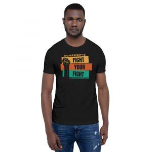 We Are Ready – Short-Sleeve Unisex T-Shirt