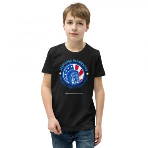 Seekonk Warriors 2 – Youth Short Sleeve T-Shirt