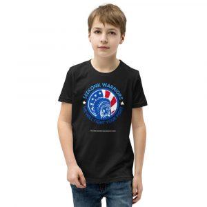 Seekonk Warriors 2 – Youth Short Sleeve T-Shirt