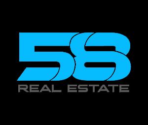 58 Real Estate Logo