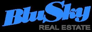 Blu Sky Real Estate Logo