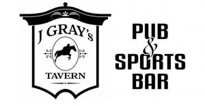 JGray's Pub & Sports Barlogo